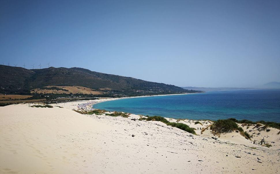 playa de punta paloma tarifa cadiz