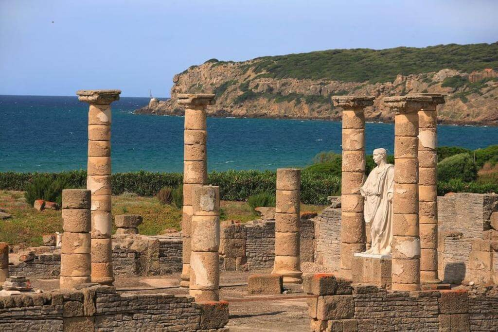 Ruinas de Baelo Claudia Cadiz Andalucia