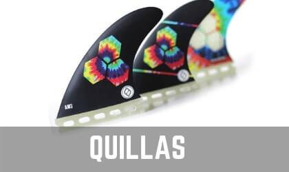 quillas surf